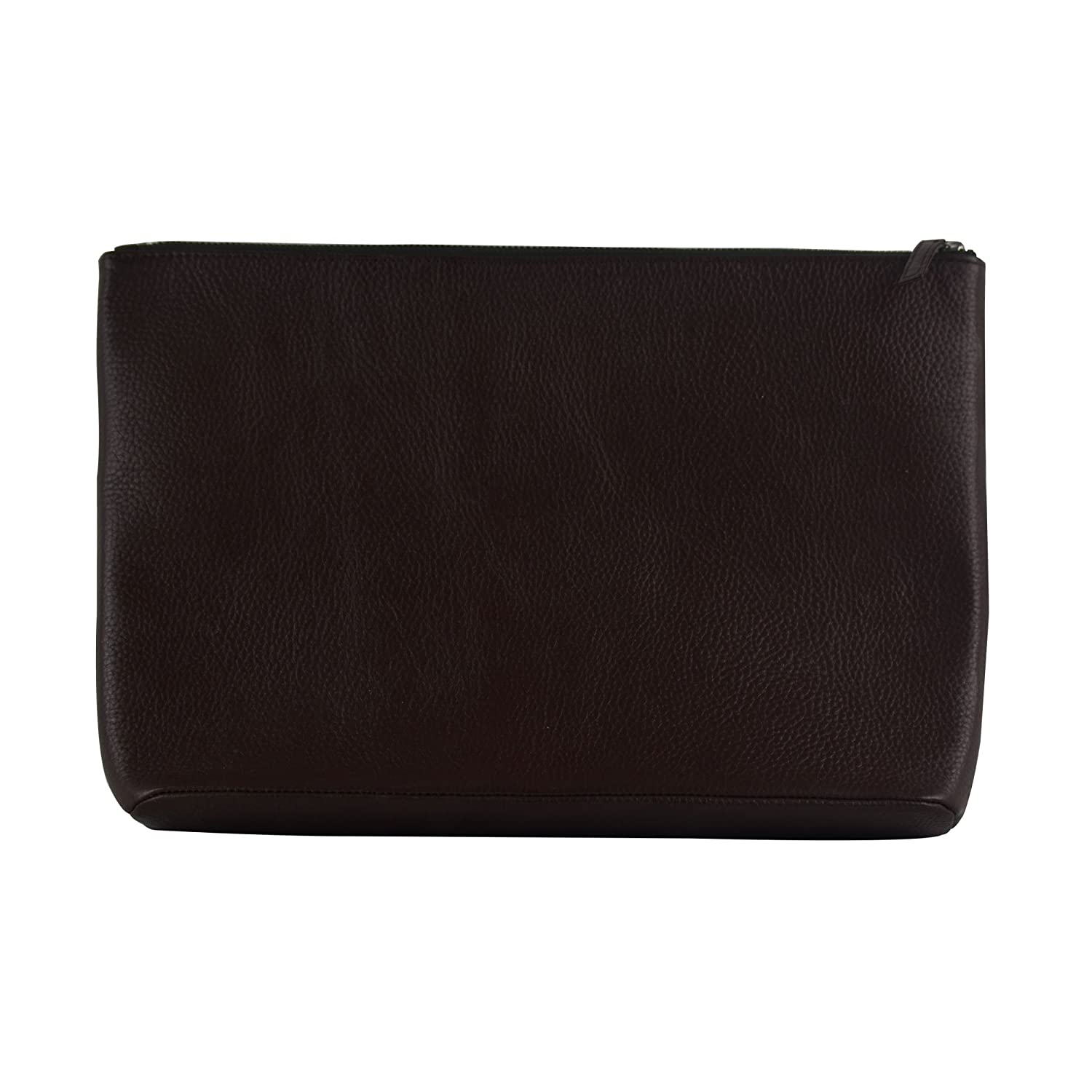 Rembrandt Home Leather Travel Square Packing Pouch, Portable Storage Case Organiser, Brown   B0722YH2R2