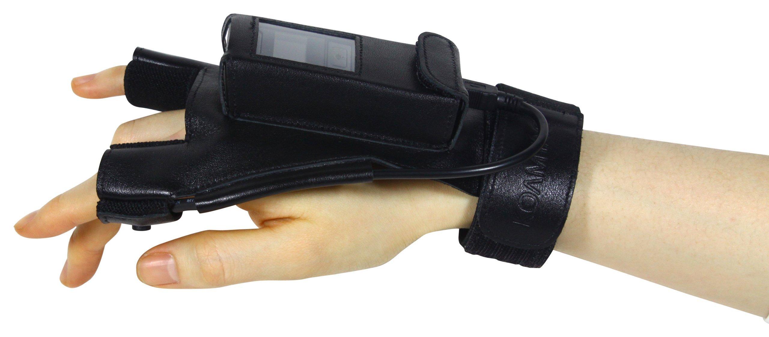KDC200 Finger Trigger Glove Right Small Size