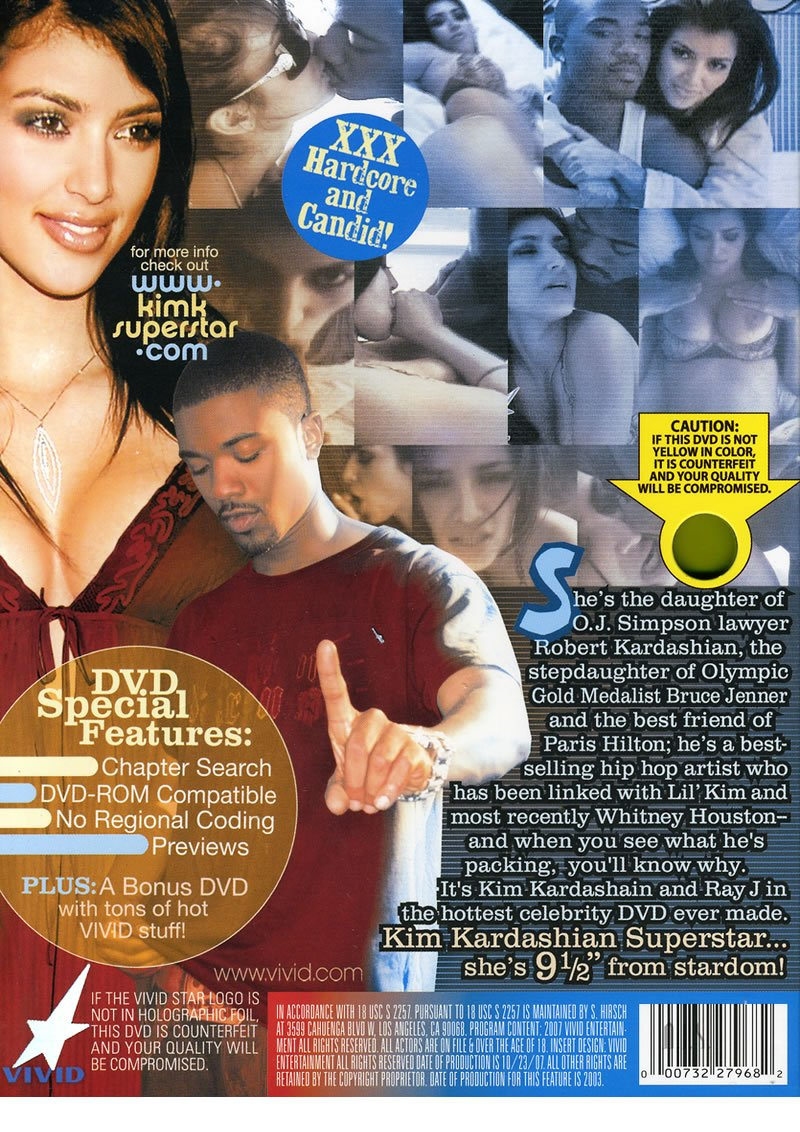 Kim Kardashian Superstar Uncut Special Collectors Edition