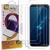 Guran 4 Paquete Cristal Templado Protector de Pantalla para Hafury A7 (2019) Smartphone 9H Dureza Anti-Ara?azos Alta…