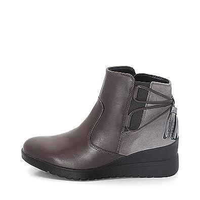 Sacs Pour Chaussures Ara Gris Femme Bottes Gris Et XAqq5O0wBx