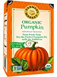Farmer's Market Organic Pumpkin Puree, 16 Ounce (Pack of 12)