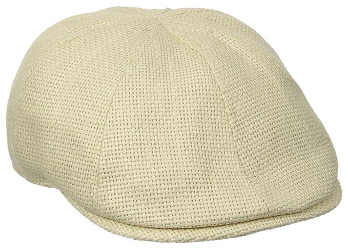 4f08ed7c90179 Ben Sherman Men s Straw Driving Cap  Amazon.ca  Clothing   Accessories