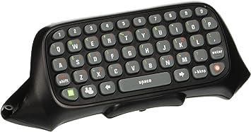 The end - Teclado QWERTY para chat de Xbox 360 (para mandos ...