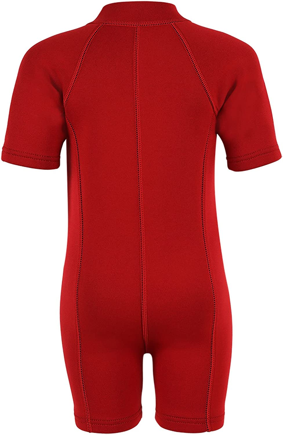 Aquatica Baby Toddler Wetsuit First Wetsuit Full Neoprene M, Red