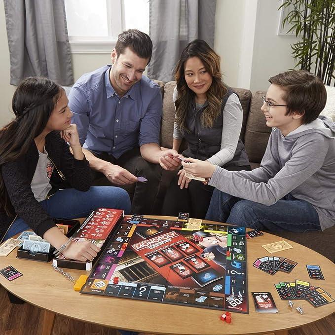 Monopoly Tramposo Hasbro E1871105 Amazon Es Juguetes Y Juegos