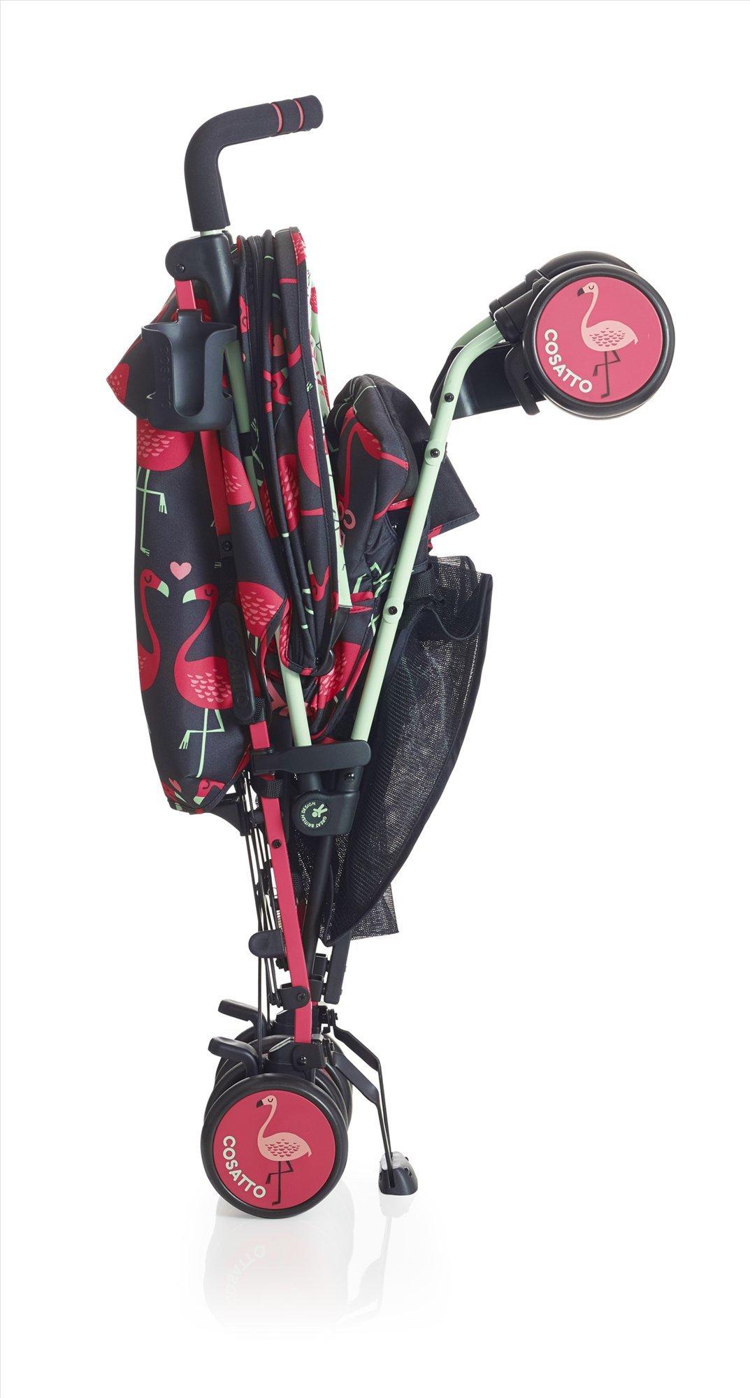 Cosatto Supa Stroller, Flamingo Fling by Cosatto (Image #4)