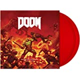 Doom (Original Game Soundtrack) - Limited Edition Red Translucent 2XLP Vinyl