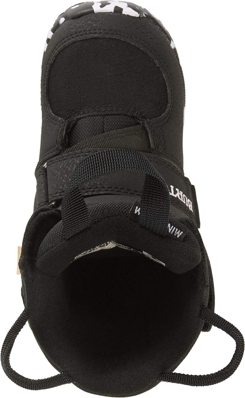 Burton Boots De Snowboard Mini Grom Black