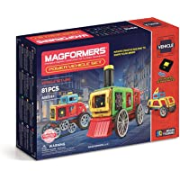 Magformers Power Vehicle 86-Pieces Construction Set