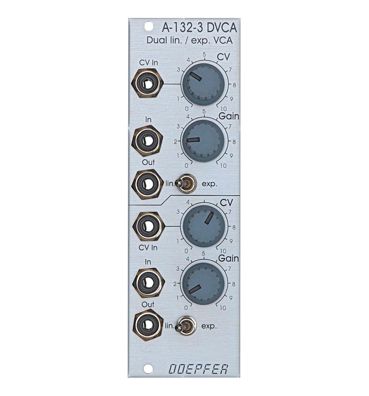 Doepfer A-132-3 デュアルリニア/エクスポネンシャルVCA Dual B00SAZVXXU Liner/Exp VCA Doepfer Liner/Exp B00SAZVXXU, 【送料無料(一部地域を除く)】:2e309d99 --- verkokajak.se