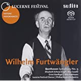 Wilhelm Furtwängler dirige Beethoven : Symphonie n° 9.  Schwarzkopf, Cavetti, Haefliger.