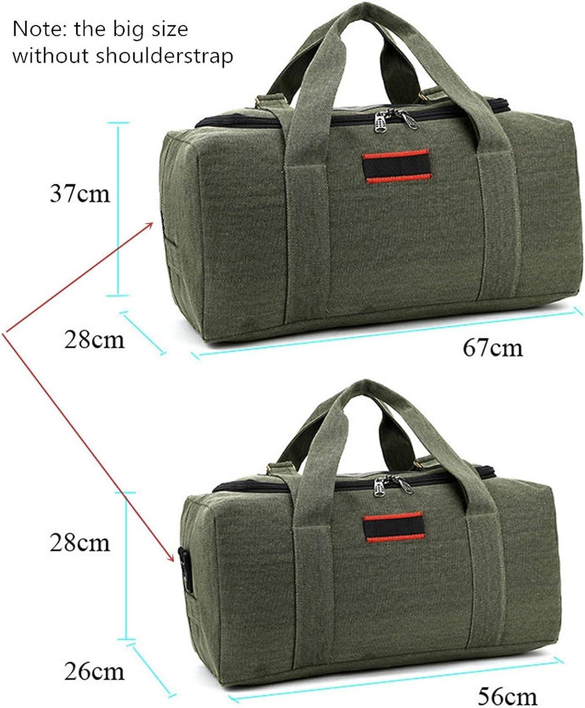 Women Travel Bag Canvas Travel Bag Weekend Bag Large Capacity Overnight Bag Shoulder Men Waterproof Messenger Bags Women Travel Tote,Green Big