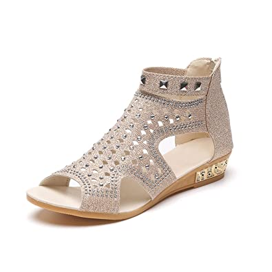 Mary Steele Sandals Women Sandalia Feminina NEW Casual Rome Summer Shoes Rivet Gladiator Sandals Women Sandalia
