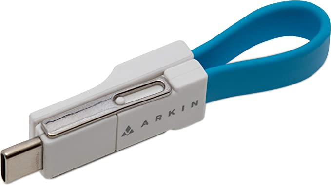 Arkin Mini Chargeloop 3in1 Schlüsselanhänger Micro Elektronik