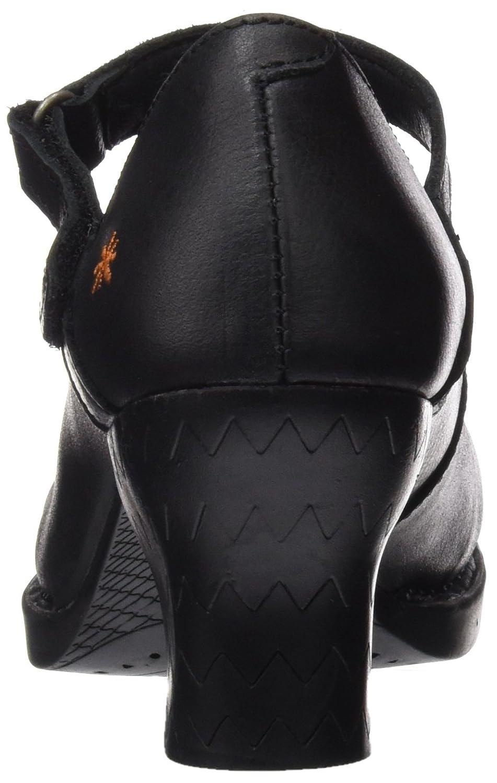 Art 0933 Memphis Harlem Zapatos de tac/ón con Punta Cerrada para Mujer