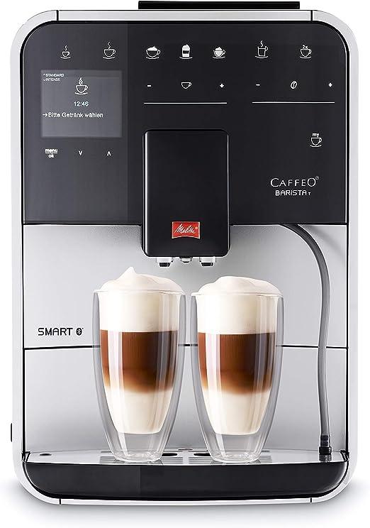 Melitta Caffeo Basista T Smart F831-101, Cafetera Superautomática ...