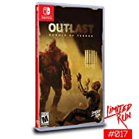 Deals on Outlast: Bundle of Terror Nintendo Switch