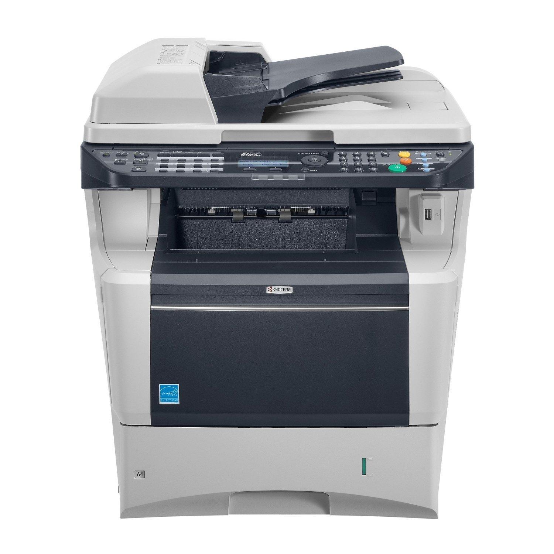 Kyocera ECOSYS FS-3140MFP+ Printer Network Fax Drivers Windows XP