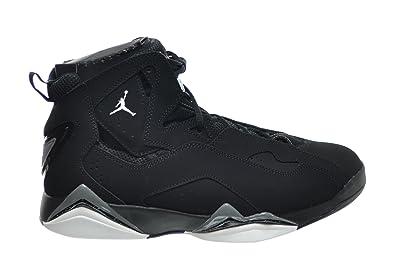 6788e4e8f32 ... Jordan True Flight Men's Basketball Shoes Black/White-Black-Cool Grey  342964- Men's Nike ...