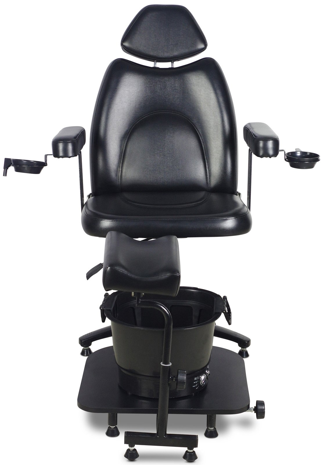 Icarus ''Zenith'' Black Pedicure Foot Spa Station Chair by Icarus (Image #8)