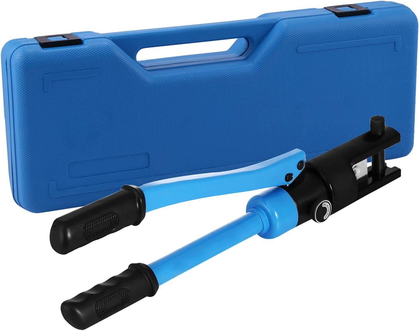 16-300mm2 SucceBuy Pince de Serrage Pipe Clamp Outil de Sertissage Pince Sertir Hydraulic Crimper 6 AWG to 600 MCM