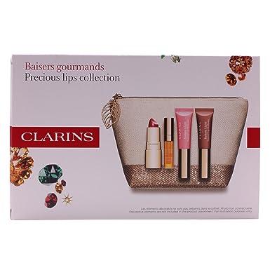 Clarins Set de Belleza con Estuche - 5 Piezas: Amazon.es ...
