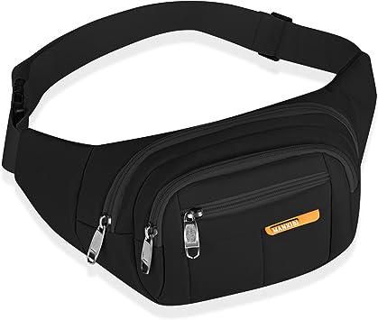 Heart Music Note Sport Waist Packs Fanny Pack Adjustable For Travel