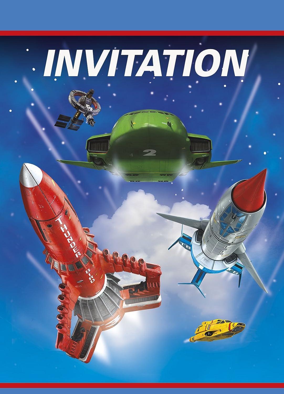 Unique Party Thunderbirds Accessoires de fête 48947