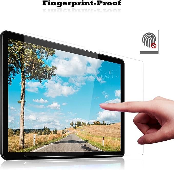 9H H/ärte Displayschutz f/ür LNMBBS P40 Schutzfolie F/ür LNMBBS P40 Tablet 2.5D