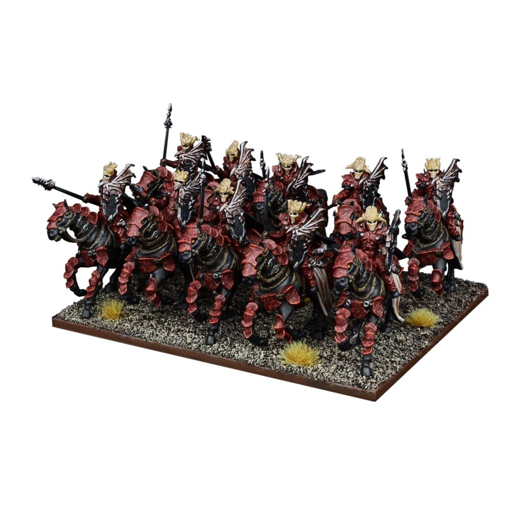 Kings of War - Forces of the Abyss Abyssal Horsemen Regiment