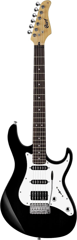 CORT G 220 BK Guitarra eléctrica: Amazon.es: Instrumentos musicales
