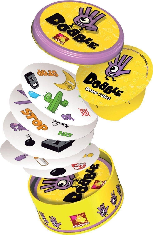 Amazon.com: Dobble Juego de cartas: Toys & Games