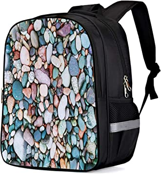 Boys Girls Kids Students Backpack Waterproof Schoolbag Daypack 4 Colors New