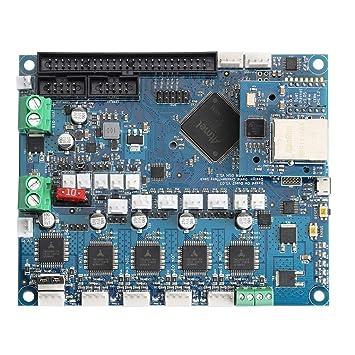 B Blesiya 1 Pieza Impresora 3D DuetEthernet Motherboard ...