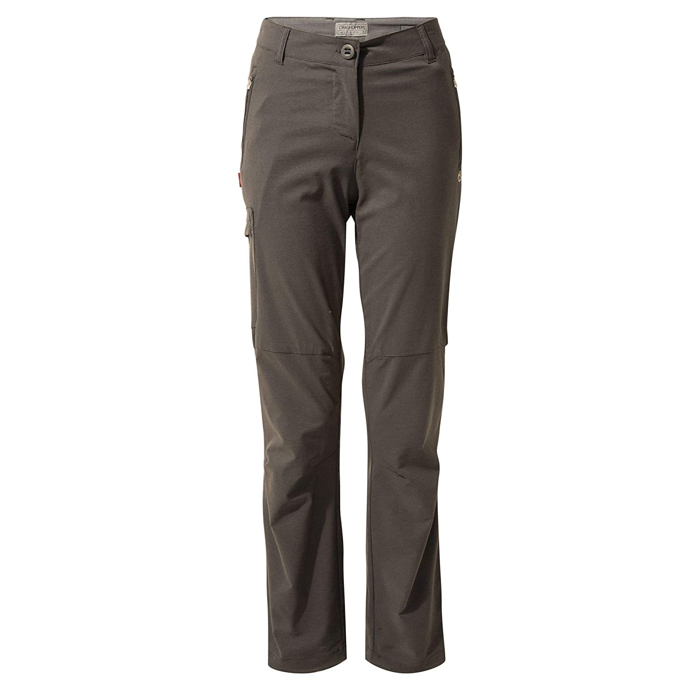 Charcoal 42   31 Craghoppers NosiLife Pro II Trousers damen - Regular - Outdoorhose