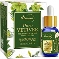 StBotanica Pure Vetiver Essential Oil, 15ml