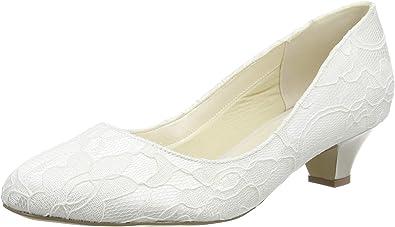 Paradox London Pink Bon, Chaussures de Mariage Femme: Amazon