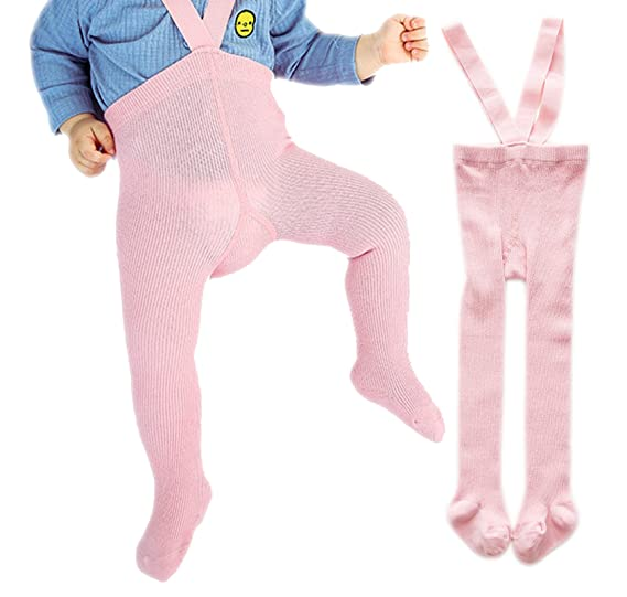 1de9aa2493b Amazon.com  GZMM Unisex Baby Tights Suspenders Panties Stockings To Protect  Belly  Clothing