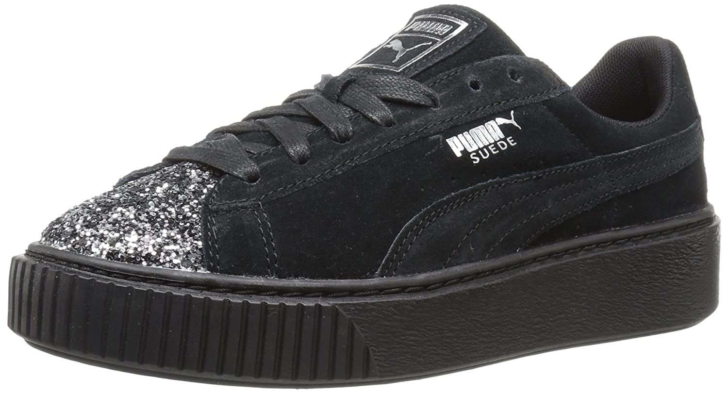 Puma Women s Suede Platform Crushed Gem  Amazon.co.uk  Shoes   Bags af908a582