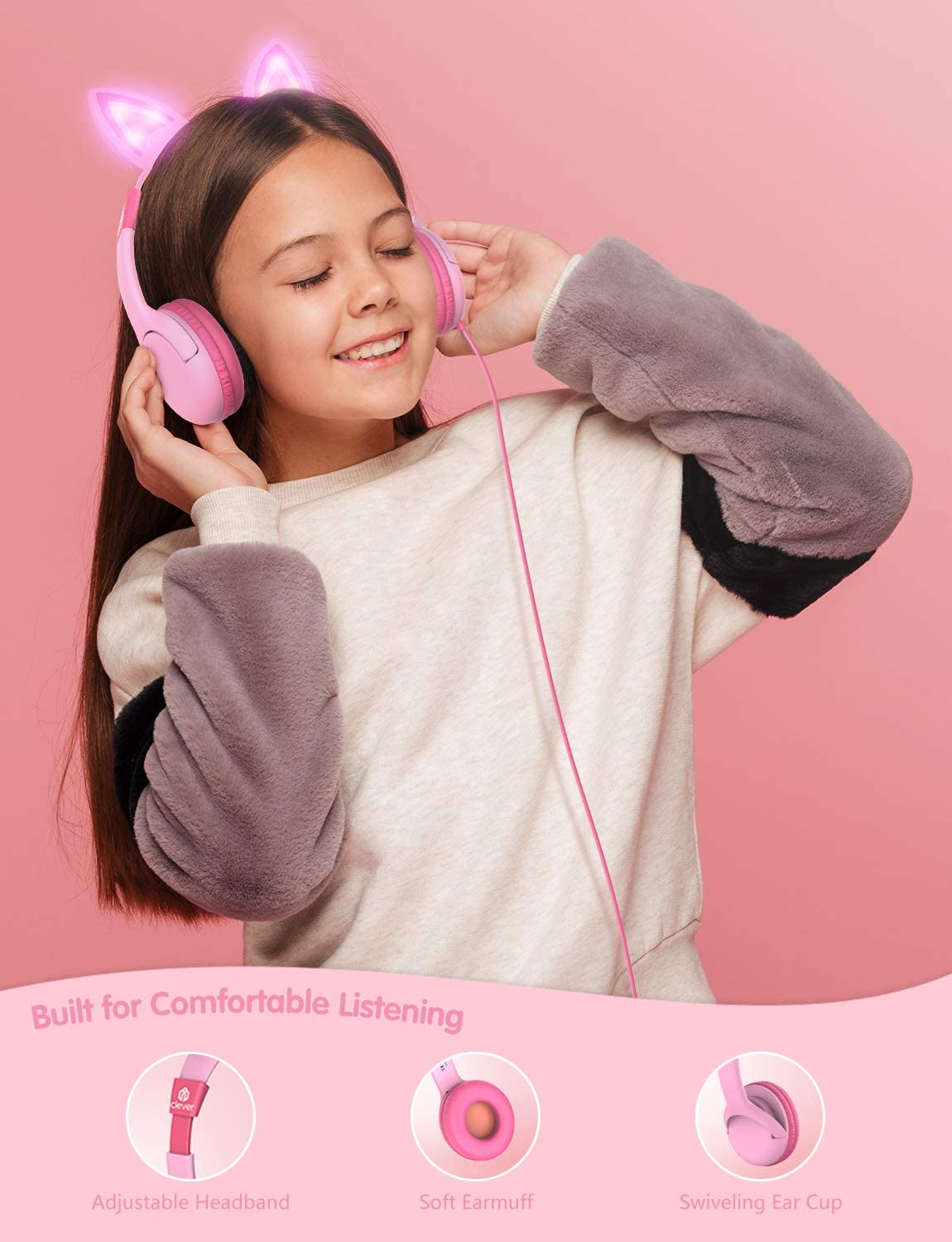 iClever Kids Headphones
