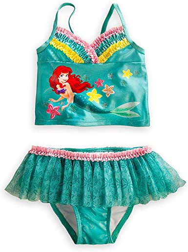 Amazon.com: Tienda de Disney Ariel la Sirenita 2 piezas ...