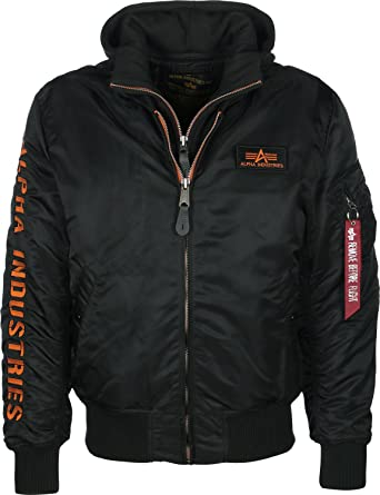 Alpha Industries Herren Bomberjacken MA 1 D Tec SE Flight