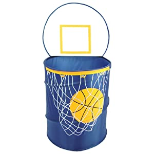 RedmonUSA Redmon for Kids Basketball Storage Bag, Bnavy