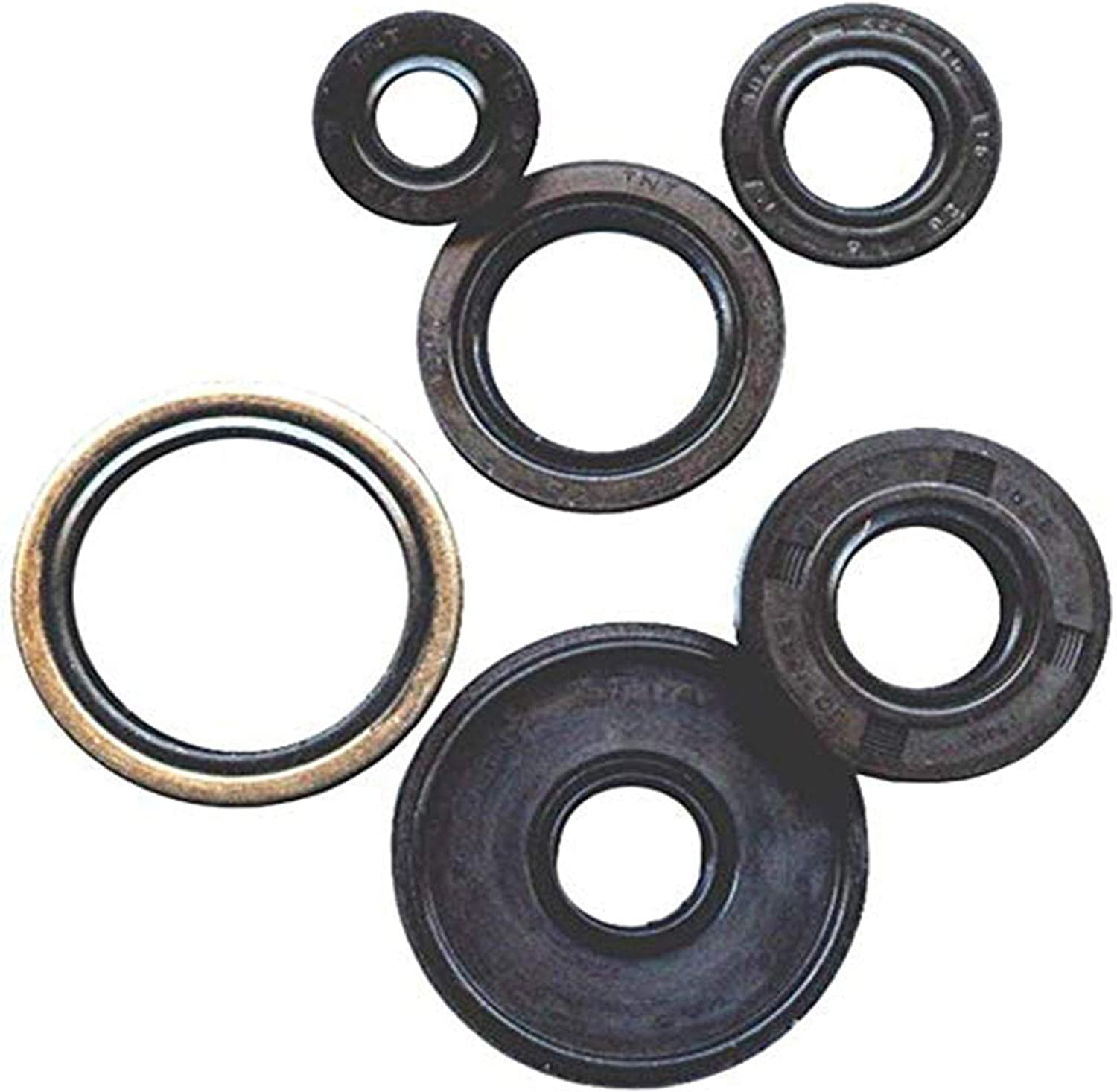 All Balls Fork and Dust Seal Kit for KTM 450 SX-F 2007-2016