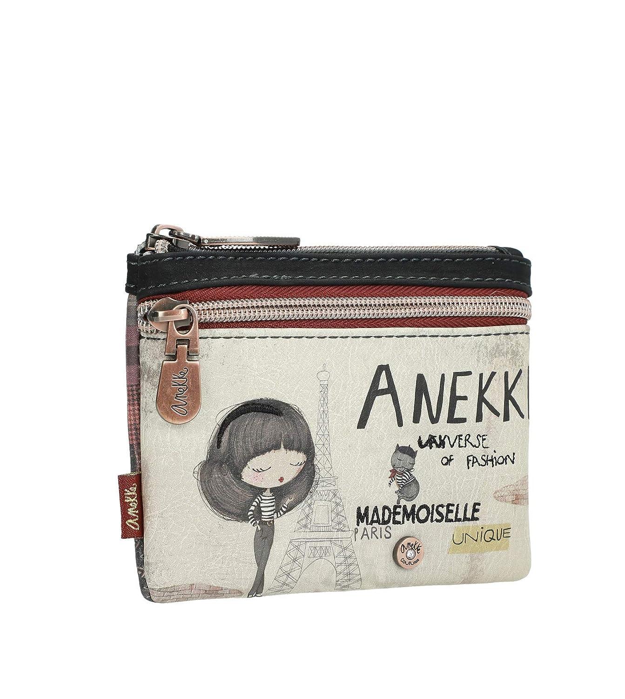Anekke Original monedero estampado Madeimoselle