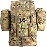 MT Military Molle II Large Rucksack Assembly Army Tactical Backpack Multicam