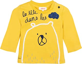 Catimini Baby Boys T-Shirt Manches Longues Pour Long Sleeve Top