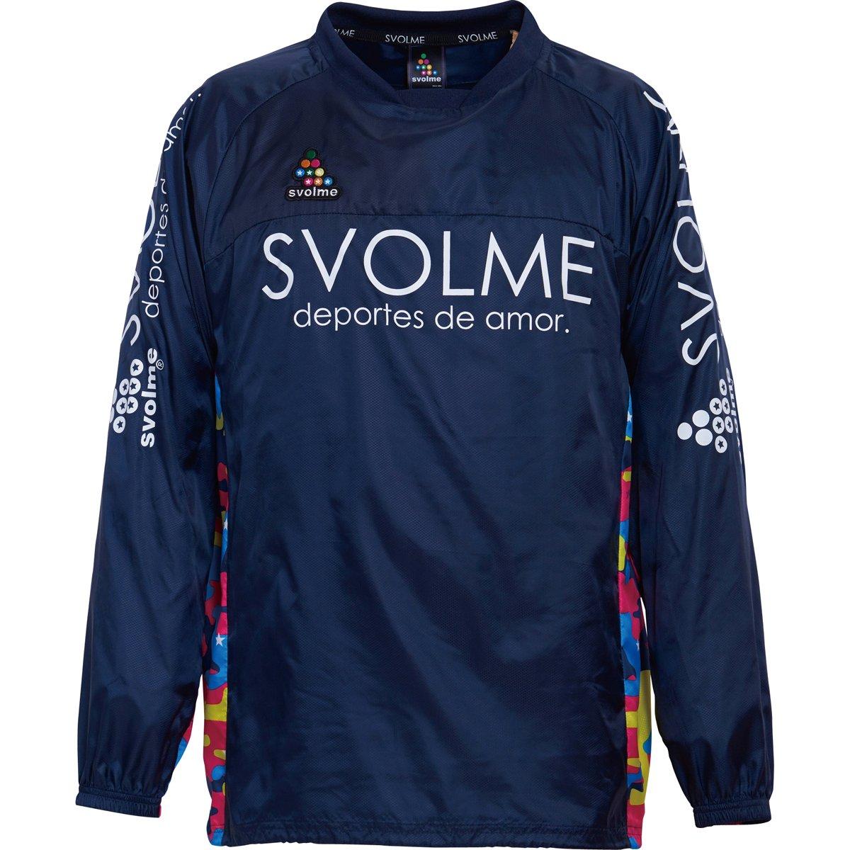SVOLME(スボルメ) ジュニア タフタピステ上下セットJ 173-45609 B074Y81CP2 130|ネイビー ネイビー 130