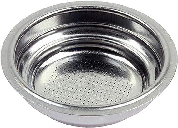 Spares2go - Filtro de una taza para cafetera DeLonghi: Amazon.es ...
